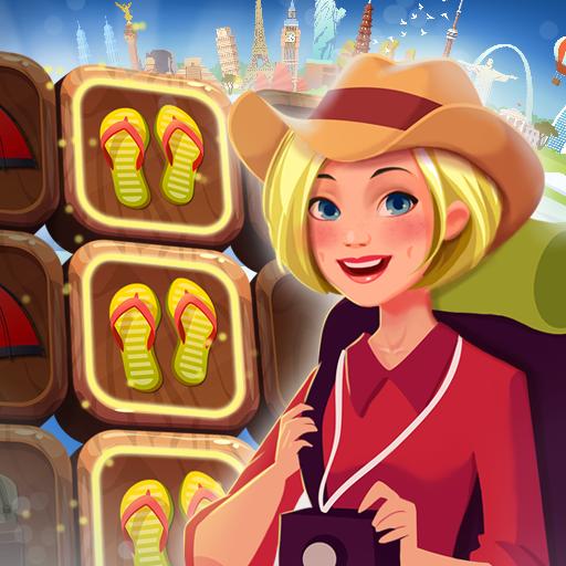 Match 3 World Adventure - City Quest