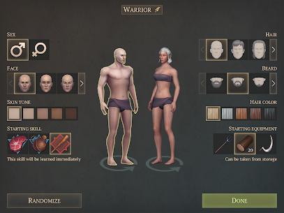 Grim Soul: Dark Fantasy Survival MOD APK 3.2.2 (Unlocked VIP, Free Crafting) 7
