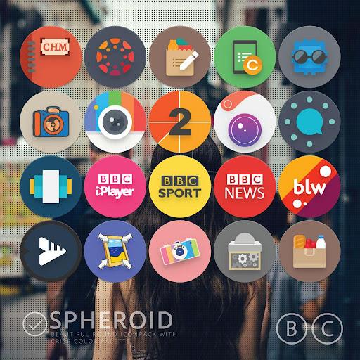 Spheroid Icon screenshots 13