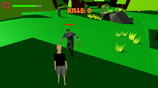 Zombies: Survival Island 3D Online Hack Android & iOS 5