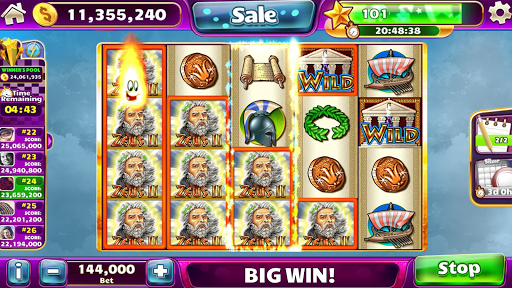 Jackpot Party Casino Games: Spin Free Casino Slots  screen 1