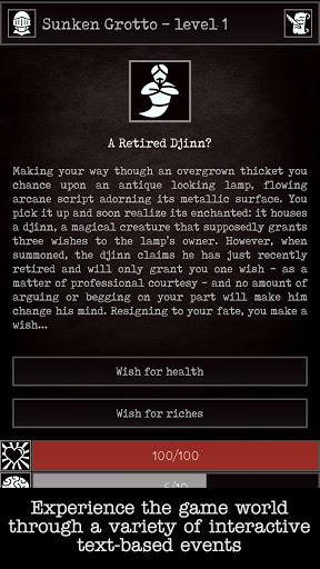 Grim Quest - Old School RPG 0.19.4 screenshots 4