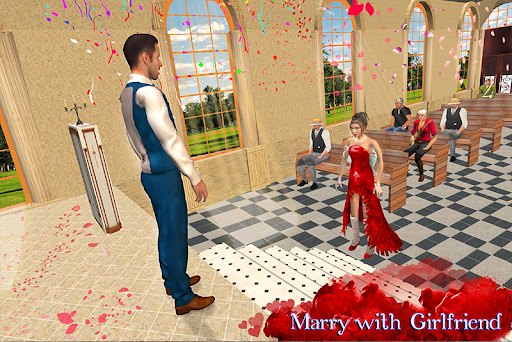 Newlyweds Story of Love Couple Games 2020  screenshots 1