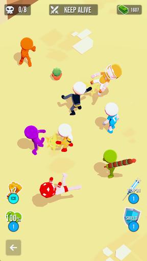 Stickman 3D - Street Gangster android2mod screenshots 5