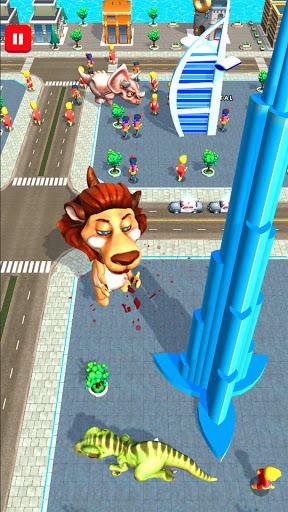Rampage : Giant Monsters screenshots 2