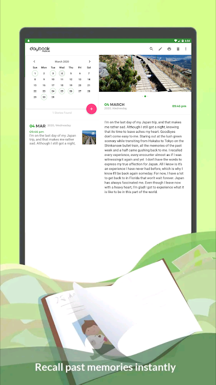Daybook - Diary, Journal, Note, Mood Tracker  poster 9
