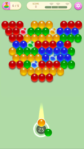 Bubble Shooter Jewelry Maker 4.0 screenshots 12