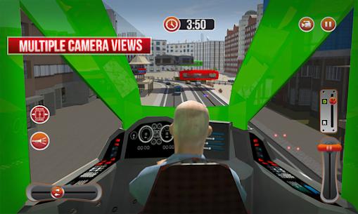 Gyroscopic Bus Driving Simulator  Public Transport Apk Download 5