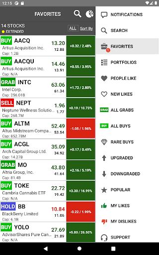 Foto do Buy-Sell-Hold Stocks