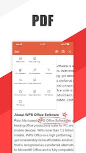 WPS Office MOD APK 3