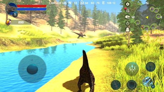 Dimetrodon Simulator screenshots 3