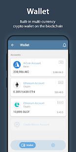 iMe Messenger & Crypto Wallet 7.9.3 Screenshots 6