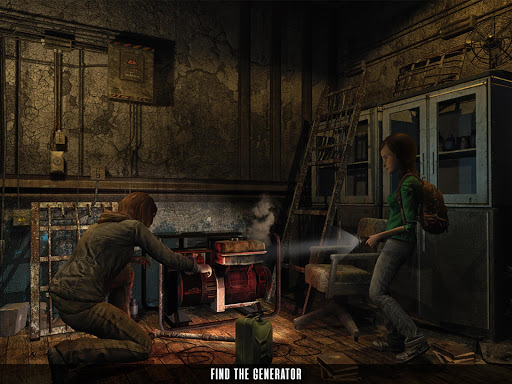 Scary Granny's Game - Haunted House Horror Games  screenshots 8