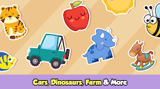 Toddler Puzzles for Kids - Baby Learning Games Appのおすすめ画像2