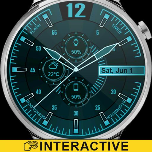 Sharper Watch Face Icon