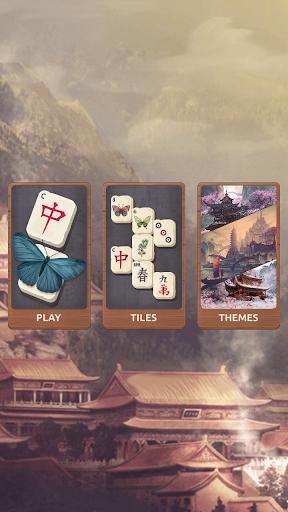 Mahjong solitaire Butterfly 1.1 screenshots 1