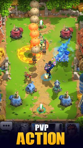 War Alliance - Realtime Multiplayer PVP  screenshots 2