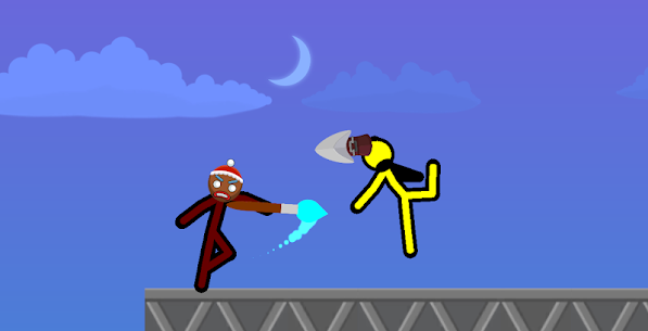 Supreme Duelist Stickman 3
