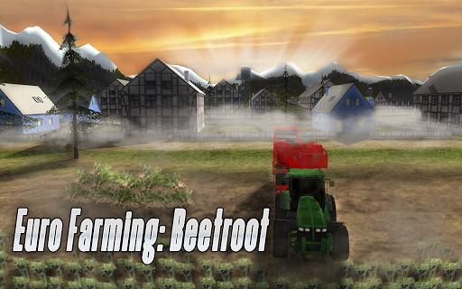 euro farm simulator: beetroot screenshot 1