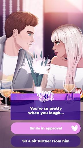 Love Story Games: Blog of Secrets 26.1 screenshots 1