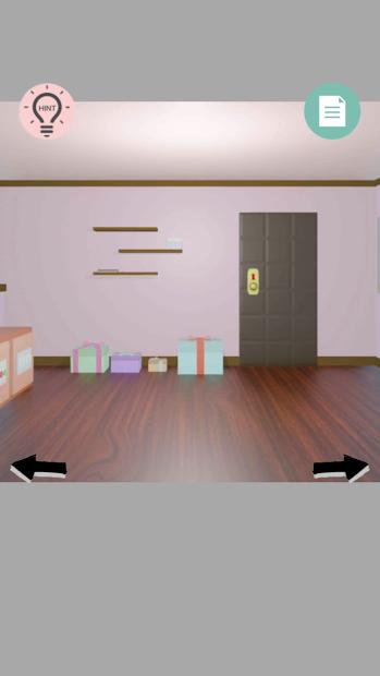 小人の脱出ゲーム バレンタイン screenshot 1