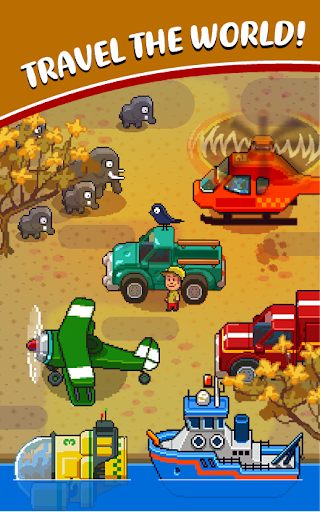 Happy Safari - the zoo game  screenshots 5