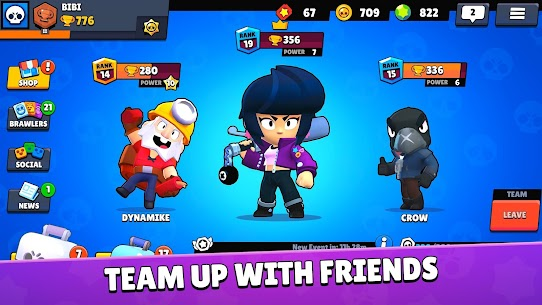 Brawl Stars v34.151 MOD APK (Unlimited Money) 3