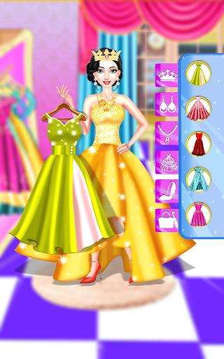 Princess Beauty Makeup Salon - Girls Games 1.0.3 screenshots 6