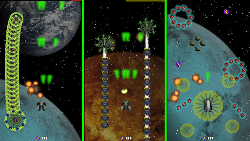 spaceship war game 2 apkdebit screenshots 19
