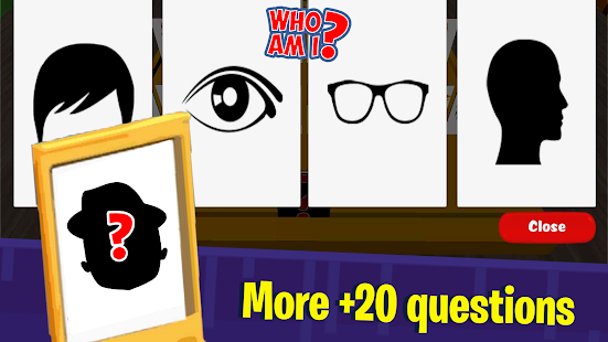 Guess who am I u2013 Who is my character? Board Games 5.4 Screenshots 19