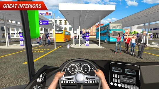 Install and Run Coach Bus Driving Simulator For Your Pc, Windows and Mac 2