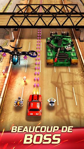 Code Triche Chaos Road: Courses de Combat mod apk screenshots 3