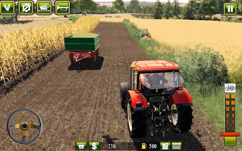 Free Real Farming  2021   Free Tractor Driving 5