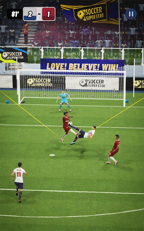 Soccer Super Star  poster 17