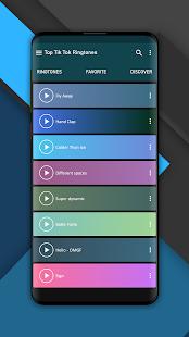 Top Ringtones from Tik music 1.3 Screenshots 2