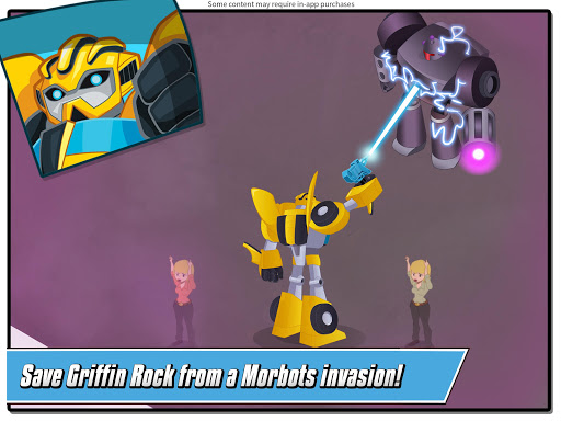 Transformers Rescue Bots: Hero Adventures 2.2 Screenshots 9