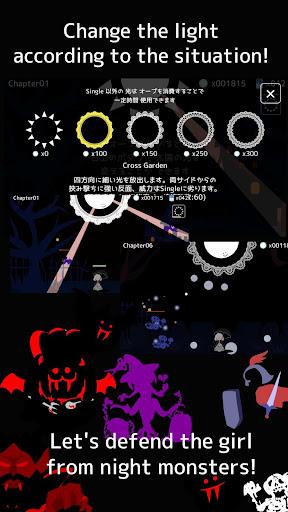 Girl x Sun - Terasene - Tower defence & Novel game  screenshots 4