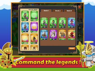 Dropwars MOD APK: Defense Kingdom Wars (Unlimited Gold) 7