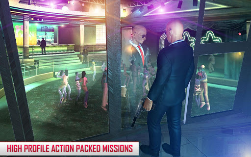 Secret Agent Spy Game: Hotel Assassination Mission apkpoly screenshots 6