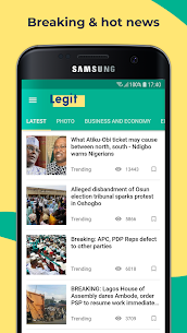 Legit.ng — Nigeria News 8.3.12 APK Mod for Android 1