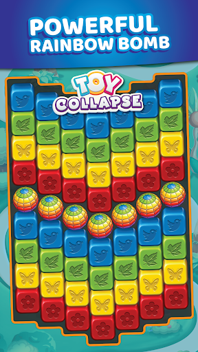 Toy Collapse: Pop Toon Bubble 2.0.9 screenshots 3