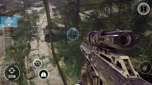New Sniper 3D 2021: New sniper shooting games 2021 screenshots 8