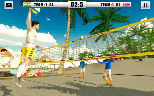 Volleyball 2021 - Offline Sports Games 1.2.4 screenshots 2