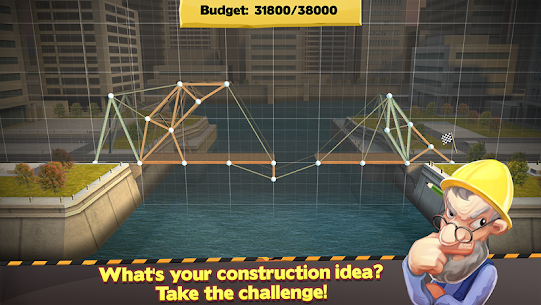 Bridge Constructor Mod Apk (Full Unlocked) 1