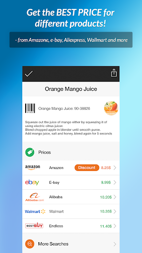 QR Scanner & Barcode reader  Screenshots 3