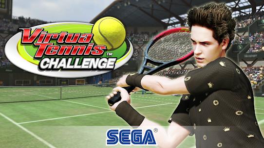 Virtua Tennis Challenge 1