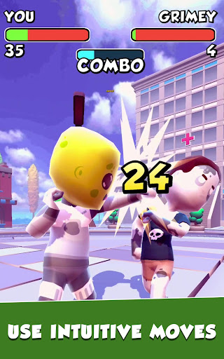 Swipe Fight!  screenshots 10