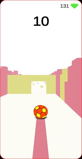 Speed Ball Catch Up - Catch Up The Racing Ball 3.4 screenshots 7