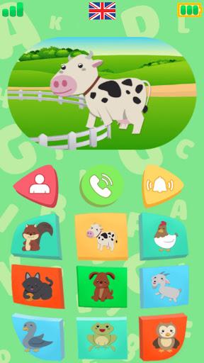 Baby Phone Nursery Rhymes modavailable screenshots 1