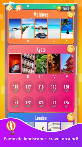 Word Town: Search, find & crush in crossword games  screenshots 5